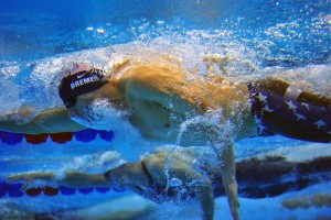 El sarro del nadador, causado por el cloro, un problema que tiene solución.