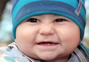 Uno de cada 2000 bebés nace con dientes